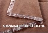 Coperta delle lane di alta qualità Co. srl della tessile di Schang-Hai DPF