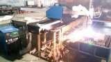 ZNC-1800耐久のタイプ倍の鋼鉄トラック携帯用CNCの打抜き機