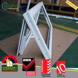 ドイツのプロフィールのUPVCによって二重ガラスをはめられるプロジェクトのWindowsのオーストラリアの標準