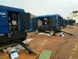 Atlas Copco Liutech beweglicher Dieselschrauben-Hochdruckluftverdichter
