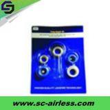 Kit di riparazione senz'aria qualificato dello spruzzatore 833 della vernice (SC-GK01)