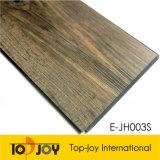El grano de madera natural fácil haga clic en el piso de vinilo
