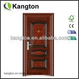 Decorativo de acero inoxidable Puerta de entrada de la puerta ( puerta de hierro )