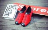Lazybones韓国様式のために身に着けること容易な靴の方法スリップ