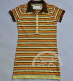 LEKnitwearのFashion Dress (HK-055) D女性のプロジェクターライト(HC-6011)
