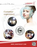 Usine fonctionnelle multi vendant le matériel de beauté d'analyseur de peau du visage pour le traitement de laser