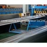 機械を形作る橋床の版ロール