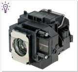 Module de lampe pour projecteur ELPLP54//V13H010L54 pour projecteur Eb-S72 EB-S8 Eb-S82