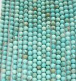 La Joyería de piedras preciosas de la cadena de color turquesa (-004)