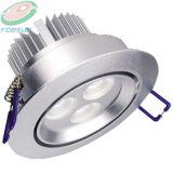 아래로 LED 빛, LED 천장 램프, LED Downlighter