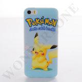 Hotselling Pokemon va caja del teléfono móvil TPU de la historieta para el iPhone