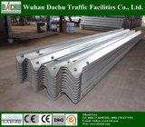 En ISO 1461 стандартных шоссе Guardrail