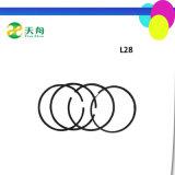 Двигатель дизеля Jiangdong разделяет кольцо поршеня L32