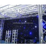 Strumentazione della fase del fascio di illuminazione del DJ per l'evento della visualizzazione