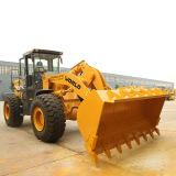 De mijnbouw Machine van de Lader met VoorSchop (W156)