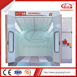 Guangli Factory Supply Ce approuvé Automobile Maintainance Water-Based Paint Car Spray Booth Système de chauffage
