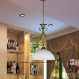 Lâmpada de suspensão interna simples do pendente do estilo de Médio Oriente com corrente