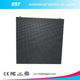 P6.25 PUNTO video de alquiler de aluminio de la pantalla de visualización de pared de la etapa al aire libre LED SMD RGB