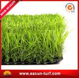 Relvado sintético artificial da grama verde com mais baixo preço