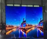 Die-Casting P1.923 Painel de exibição LED de cores inteiras com acesso frontal