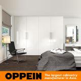Moderno Oppein Melamina blanca de Reach-in closet (YG17-M06)