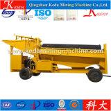 Placer Trommel de mineração de ouro para venda