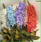Fiori artificiali del Delphinium falso di seta a buon mercato per i grossisti domestici della decorazione di cerimonia nuziale