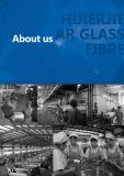 GfrcのためのArのガラス繊維によって切り刻まれる繊維