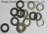 Rondelle plate élevée de l'acier du carbone de quantité ASME B18.22.1