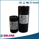 конденсатор 110V 130-156mfd электролитический для начинать частично лошадиную силу