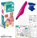 DIY stylo de dessin d'impression 3D pour les enfants