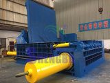 Prensa de empacotamento de aço Waste hidráulica automática (fábrica)