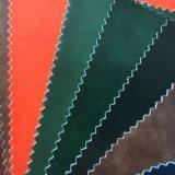Прочная маслообразная кожа PVC для делать софы мебели