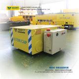 Motorisierter elektrischer Materialtransport-Bahnwagen