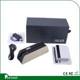Codificador de banda magnética de Bluetooth(pista 1, 2&3) Hico/Locousb/Cable Bluetooth HID Msrx6