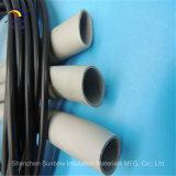 Tubo dello Shrink di calore della gomma di silicone dell'isolamento per il cablaggio del collegare