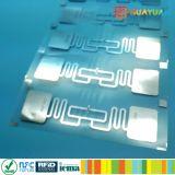 Étiquettes chaudes de papier d'IDENTIFICATION RF de fréquence ultra-haute de l'ÉTRANGER 9662 de H3 de la vente EPC1 GEN2