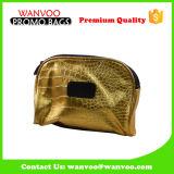 Hotsell PU cuir véritable cuir de crocodile sac à cosmétiques Lady Girl sac pour fête