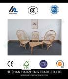 Hzdc003 Loweの柿の革食事の椅子