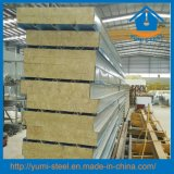 Baumaterial-Felsen-Wolle-Isolierdach-/Wand-Stahlzwischenlage-Panels
