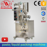 Automatische 5-50 ml Pasten-Quetschkissen-Verpackungsmaschine für Soße-Öl-Beutel