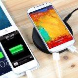 6개의 포트 USB 비용을 부과 접합기를 가진 빠른 Qi 비용을 부과 패드 무선 충전기