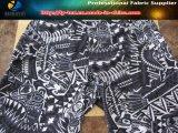 衣服のための100d 4方法伸縮織物、ポリエステル伸縮性があるファブリックまたは服または浜の不足分