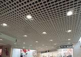 Soffitto aperto personalizzato alla moda dell'alluminio di griglia delle cellule di colore