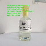 Разрешение хлорида водопода HCl- хлористо-водородная кислоты