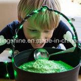 Vert Cuivre Chaîne Fée Lumière Batterie AA Operated pour Maison Décoration de Noël