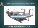 Telhas Galvanzied automática máquina de fazer unhas