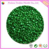 Masterbatch verde per i granelli del polietilene