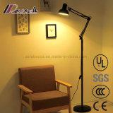Creatieve Controle Twee die de Moderne Staand lamp van de Lezing verduisteren