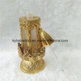 frasco de perfume árabe original do metal 30ml com a vara Mpb-25 do diamante e do vidro